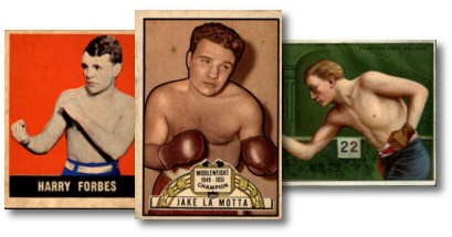 Buy and Sell Boxing Cards