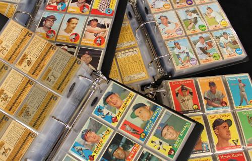 Custom Build A Vintage Baseball Card Set At Deans Cards
