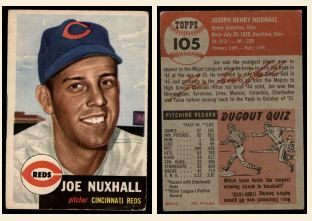 Reds Hall Of Fame Sponsor Displays And Sells Baseball Cards