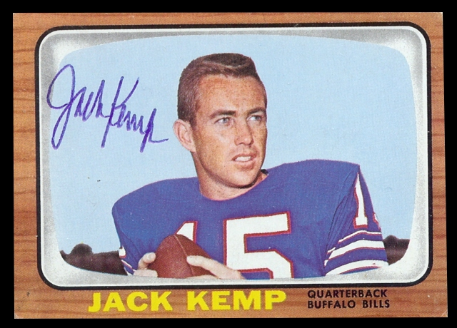 We buy and sell 1970s autographed football cards.