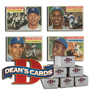 Custom Complete Baseball and Football Card Sets: Built to Order