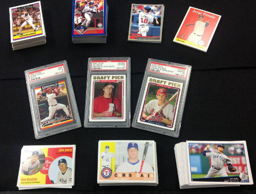 Selling Modern Baseball Cards 1980s Present Day