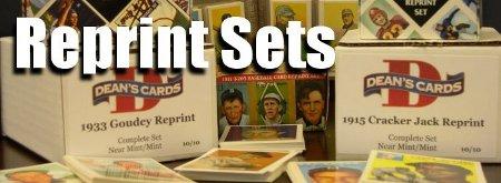 DEPRECIATED Reprint & Retro Card Sets
