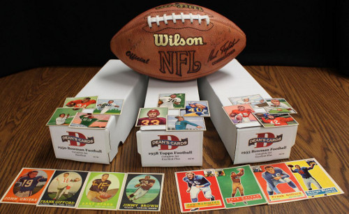 How To Sell Your Football Cards