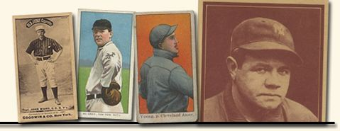 Buy and Sell Pre-War Baseball Cards