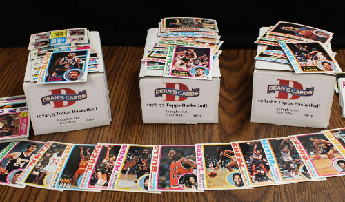 How To Sell Your Basketball Cards