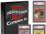Multiple Topps Complete sets from every 1960s year