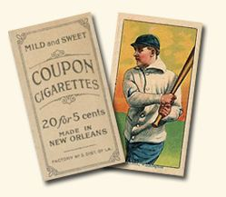 1910-19 Coupon T213 Baseball Cards