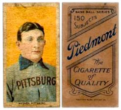1909-11 T206 Piedmont & Sweet Caporal Back Baseball Cards
