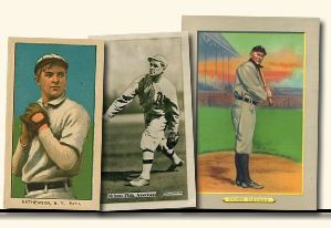 T-Cards: Tobacco Baseball Cards