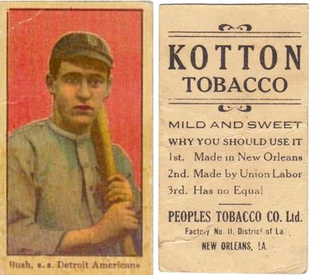1911-14 T216 Peoples Tobacco Baseball Cards