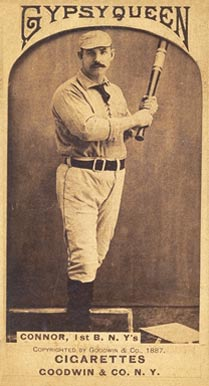 1887-90 N175 Gypsy Queen Baseball Cards