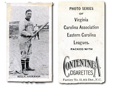 1910 T209-2 Contentnea Black & White Baseball Cards