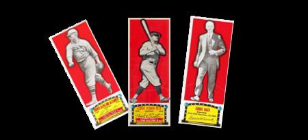 1951 Topps Connie Mack All-Stars Baseball Cards