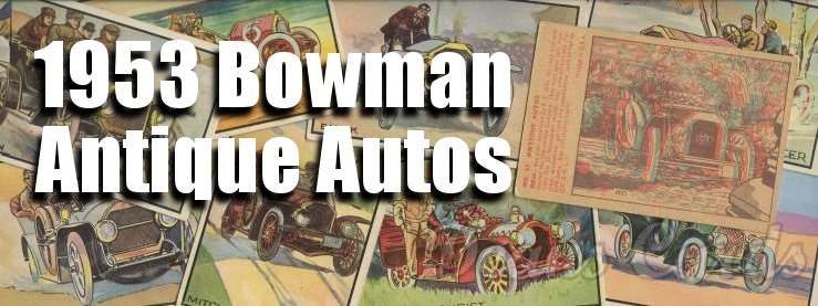 1953 Bowman Antique Autos