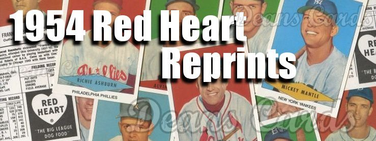 1954 Red Heart Reprints