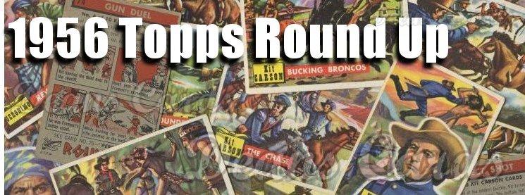 1956 Topps Round Up