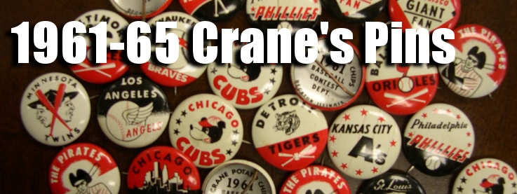 1961-69 Crane's Pins