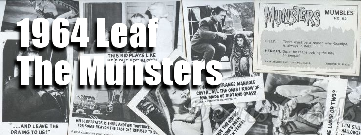1964 Leaf The Munsters