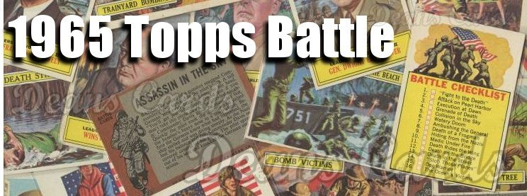 1965 Topps Battle