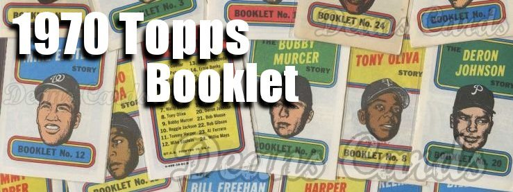 1970 Topps Booklets