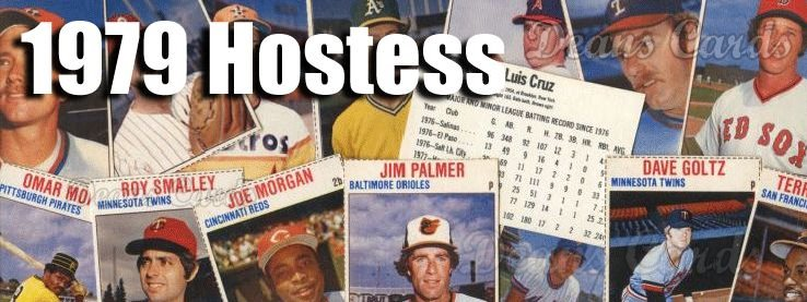 1979 Hostess Baseball Cards