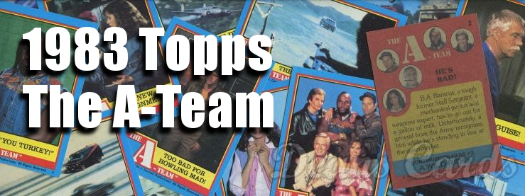 1983 Topps The A-Team