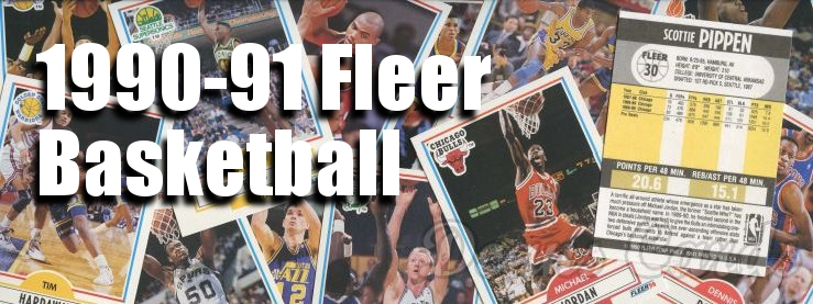 Buy 1990-91 Fleer Basketball Cards, Sell 1990-91 Fleer Basketball