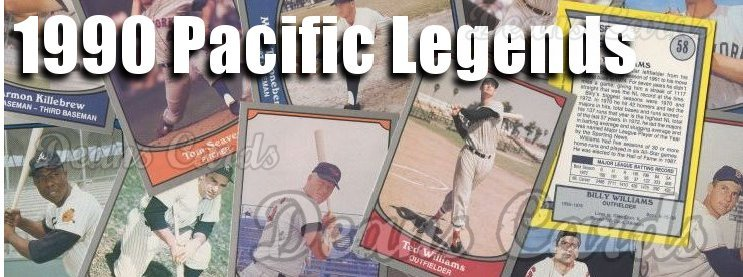 1990 Pacific Legends