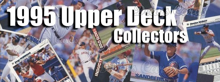 1995 Upper Deck Collector's Choice Baseball Cards