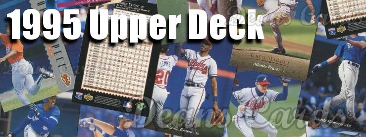 1995 Upper Deck Baseball Cards