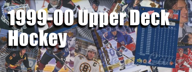 1999-00 Upper Deck Hockey Cards