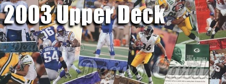 2002 Upper Deck Football Cards
