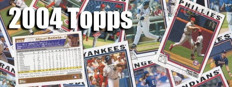 Buy 2004 Topps Baseball Cards Sell 2004 Topps Baseball