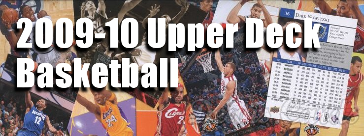 2009-10 Upper Deck Basketball