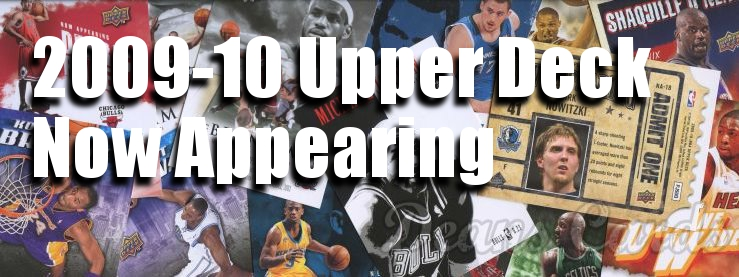 2009-10 Upper Deck Now Appearing Basketball Cards