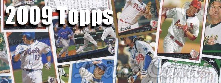 2009 Topps Baseball Cards