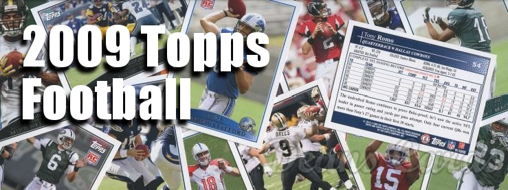 2009 Topps Football Cards