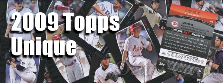 2009 Topps Unique Baseball Cards
