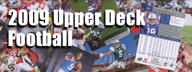 2009 Upper Deck Football Cards