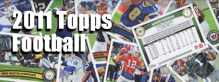 2011 Topps Football Cards