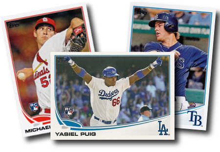 2013 Topps Update Baseball Cards