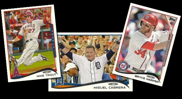 2014 Topps Baseball Cards