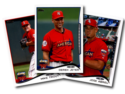 2014 Topps Update Baseball Cards