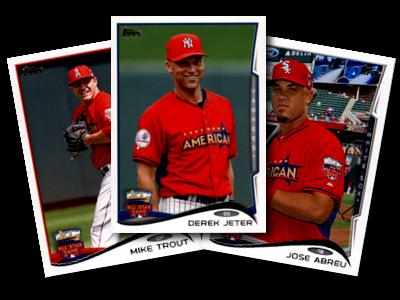 2014 Topps Update Baseball Cards