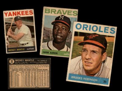 1964 Topps Venezuelan Baseball Cards