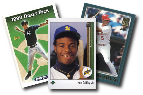 1980s And Newer Modern Baseball Cards At Deans Cards