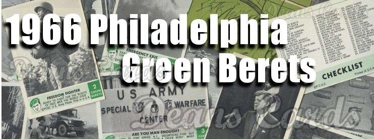 1966 Philadelphia Green Berets