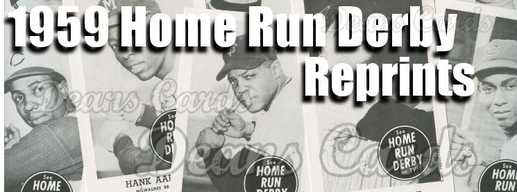 1959 Home Run Derby Reprints