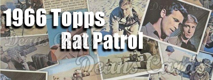 1966 Topps Rat Patrol